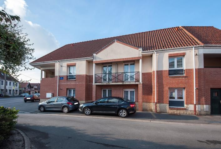 Location Cantin - Appartement T2 - Résidence Paul BOILLET - Norevie